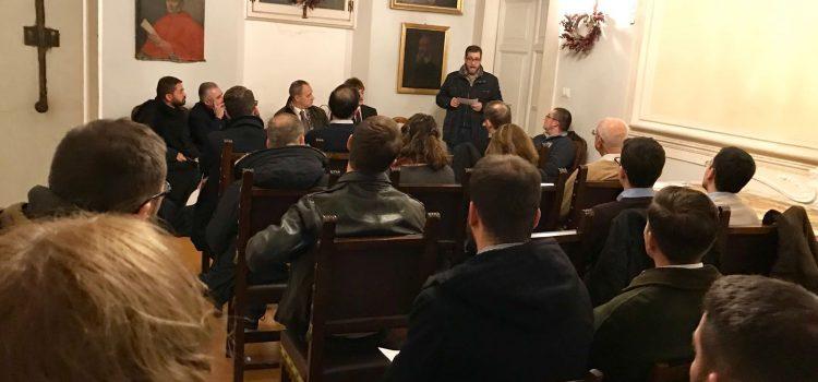 3 Dicembre 2017 – Congregazione Generale